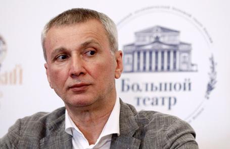Махар Вазиев.