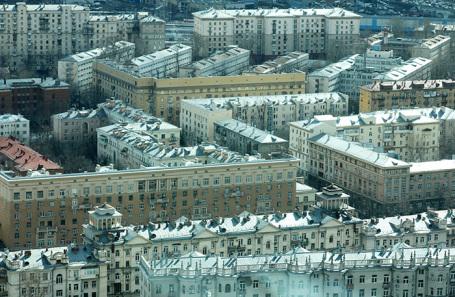 Район Дорогомилово.