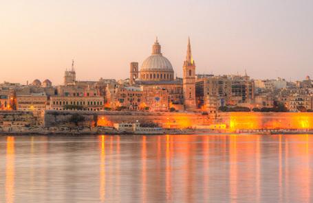 Валлетта, Мальта.