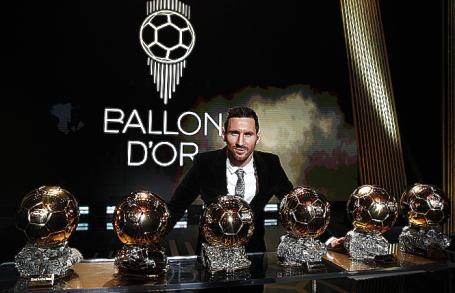 Лучшим футболистом мира стал Лионель Месси