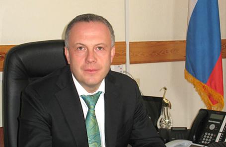 Вице-губернатор Тамбовской области Глеб Чулков.