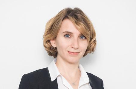 Анна Фофанова.