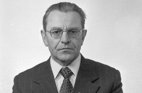 Михаил Ненашев, 1980 год.