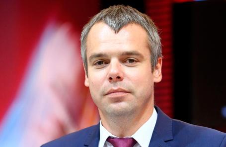 Сергей Грибанов.