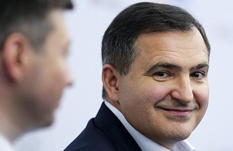 Первый зампред правления Сбербанка Лев Хасис.