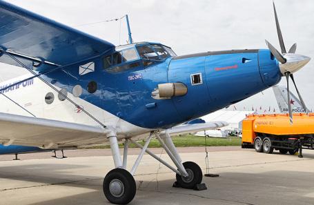 Самолет ТВС-2МС.