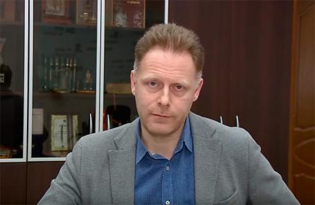 Антон Молев.