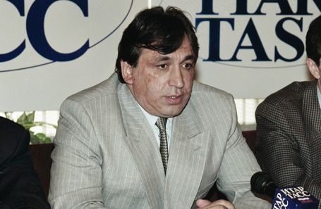 Гелани Товбулатов, 1998 год.