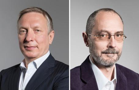 Ратмир Тимашев и Андрей Баронов.
