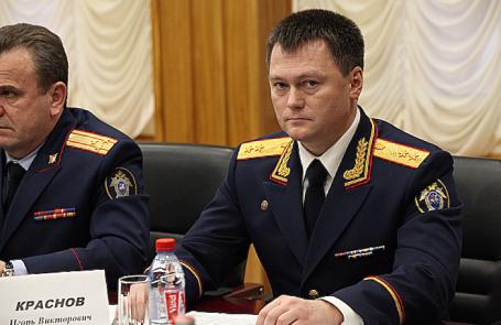 Замглавы СК Игорь Краснов.
