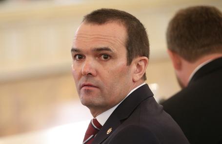 Михаил Игнатьев.