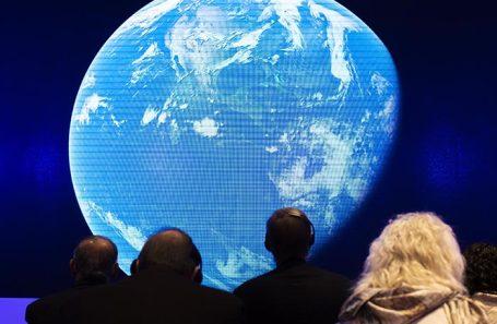50-й Всемирный экономический форум. Давос.