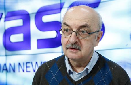 Сергей Борщ.