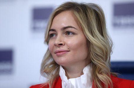 Анна Мещерякова.