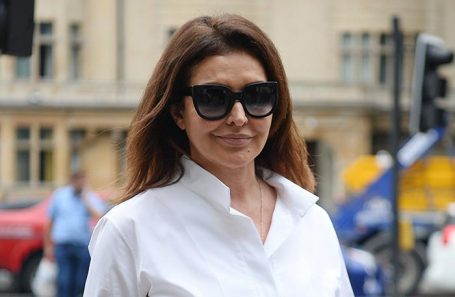 Замира Хаджиева.