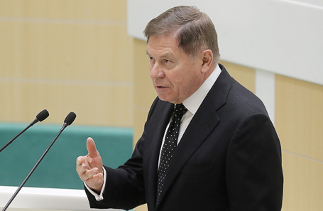 Вячеслав Лебедев.