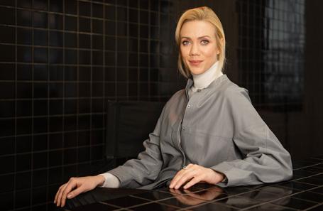 Елена Крыгина.