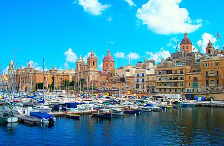Валетта, Мальта.