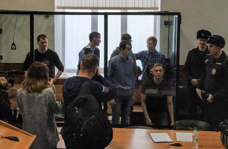 Оглашение приговора по делу сообщества в Пензе.