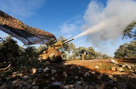Провинция Идлиб, Сирия.