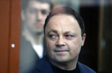 Бывший мэр Владивостока Игорь Пушкарев.