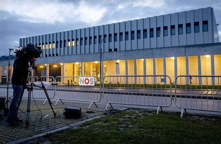 Судебный комплекс «Схипхол» в Нидерландах.