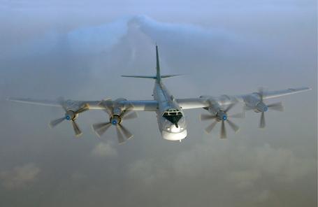 Ту-95 МС.