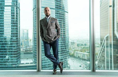 Основатель Glorax Group, руководитель акселератора Quadro Андрей Биржин.