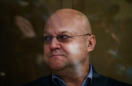 Бывший руководитель Главного следственного управления (ГСУ) СК РФ Александр Дрыманов.