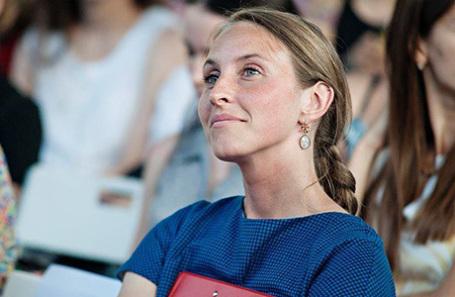 Анастасия Колесникова.