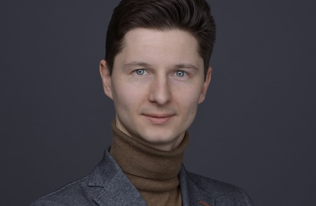Антон Захарченко.