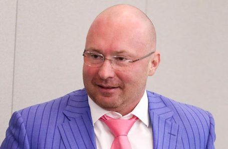Игорь Лебедев.