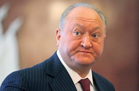 Владимир Илюхин.