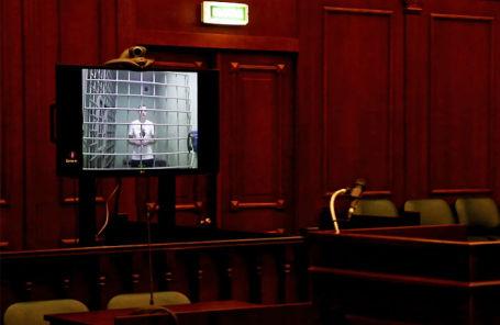 Повторное рассмотрение жалобы на приговор Константину Котову в Мосгорсуде.
