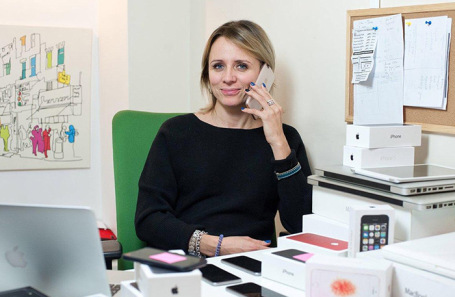 Елена Богатырева.