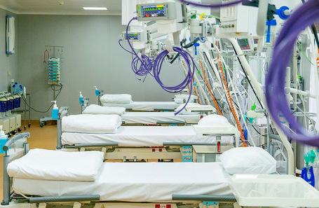 Клиники перепрофилируют под борьбу с COVID-19.