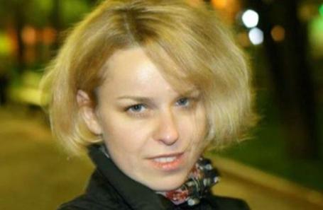 Юлия Ларионова.