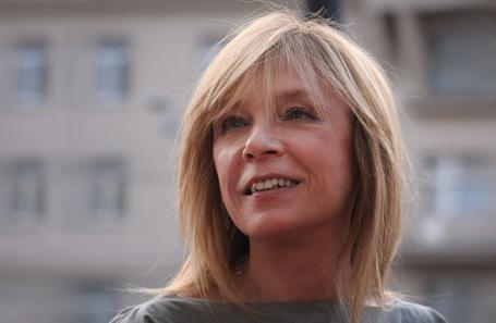 Алена Долецкая.