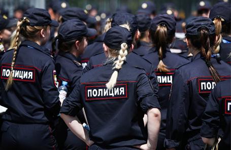 новосибирск работа в полиции девушкам