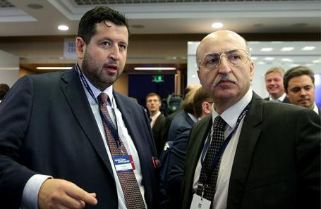 Ян Яновский и Давид Якобашвили.