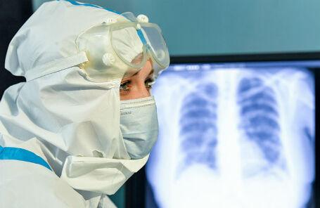 Рентгенолог в инфекционном отделении Партизанской районной больницы № 1 в селе Углекаменск Приморского края.
