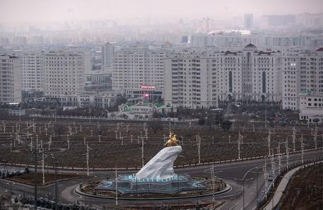 Ашхабад, Туркменистан.