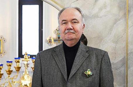Сергей Малюков.