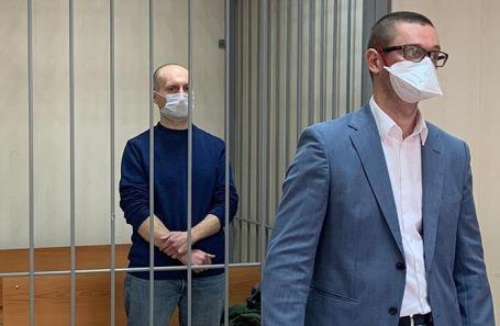 Сергей Щербаков (слева).