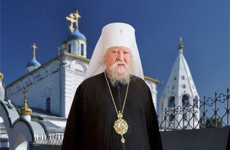 Митрополит Чебоксарский и Чувашский Варнава.