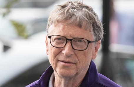 Билл Гейтс.