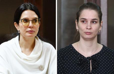 И.о. главврача роддома №4  Елена Белая (слева). Врача-неонатолог Элина Сушкевич.
