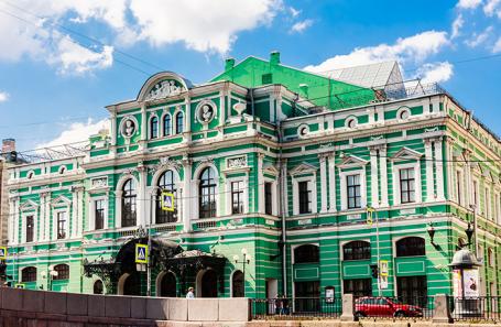 Большой драматический театр имени Г.А. Товстоногова.