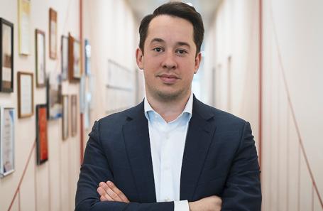 Руководитель департамента по работе с коммерческими организациями Cisco России Дмитрий Лещинский.