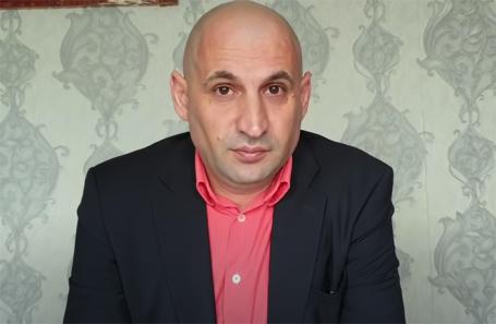 Мамихан Умаров.